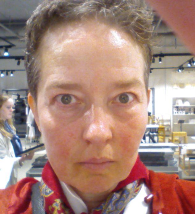 Lisel Humla Sjöstedt juni 2017