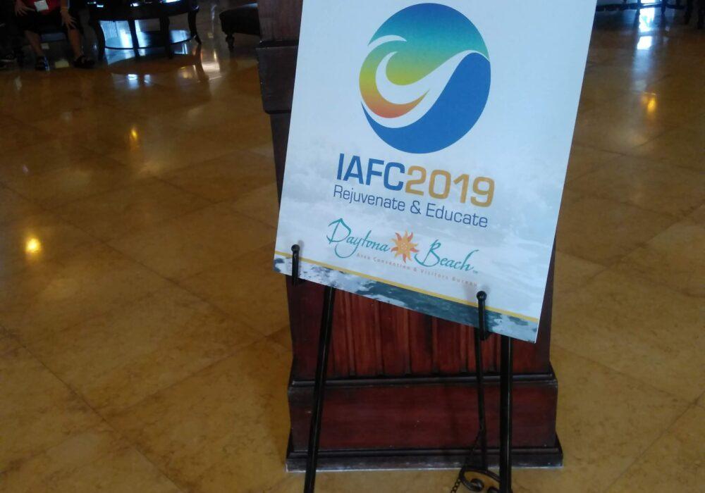 Välkommen till IAFC 2019