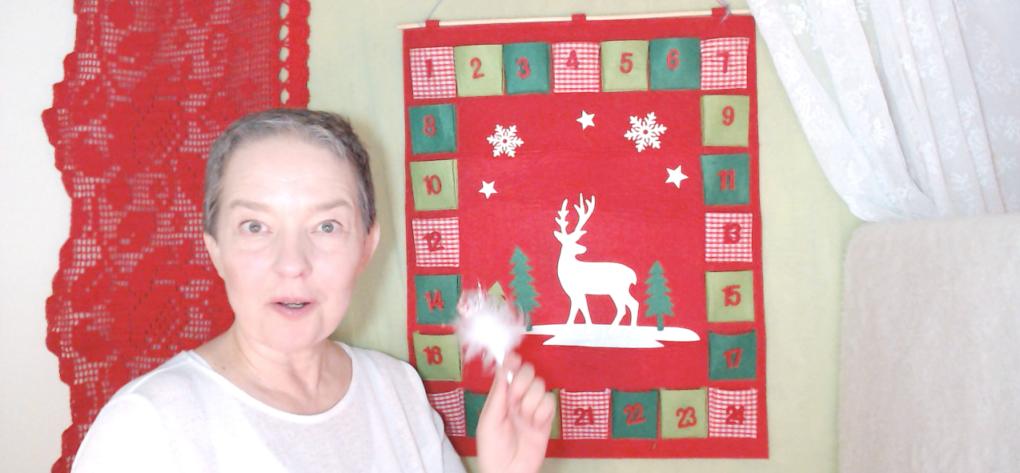 Julkalendern Minigympa 2019