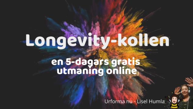Longevity på svenska - Longevity-kollen