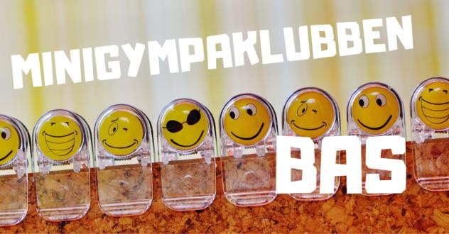 Minigympa-klubben BAS